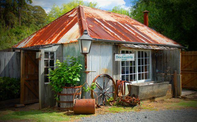 The Old Blacksmiths - function venue in Kerikeri, Northland, Bay of Islands